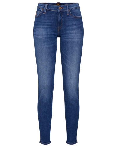 'Scarlett' Skinny-fit Jeans blue denim