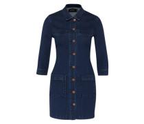 Jeans-Kleid 'Breaking Ties' blau