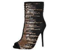 Stiletto 'Glamour' gold / mischfarben
