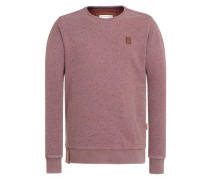 Male Sweatshirt 'Cevapcici Günther' rot