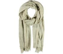 Baumwoll Schal beige