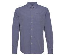 Hemd 'troilo' blau