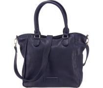 Shopper 'Valeska' blau