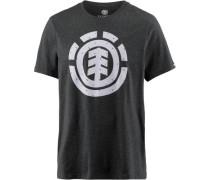 TRI DOT T-Shirt Herren grau