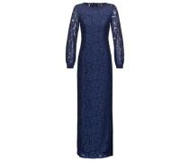 Abendkleid Davida dunkelblau blau