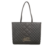 Shopper 'Quilted ' mit Stepp-Optik schwarz