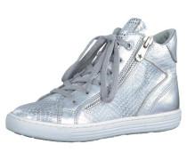 Sneakers für Mädchen silber