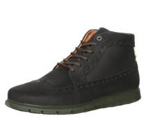 Ankle Boot 'Iceman' schwarz