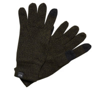 Klassische Handschuhe schwarz
