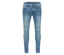 Jeans 'Snap' hellblau
