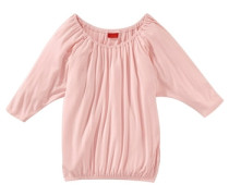 ¾ Arm Shirt mit Fledermausärmeln pink