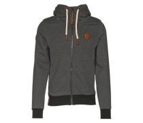 Male Zipped Jacket Birol Viii grau