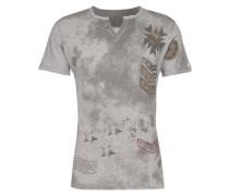 Shirt 'MT Honor' silbergrau
