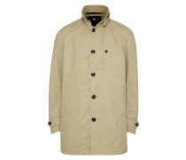 Trenchcoat 'garber' ecru