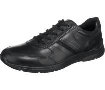 Irving Freizeit Schuhe schwarz