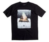 T-Shirt »Classic Sintra Beach« schwarz