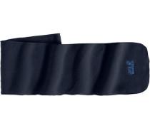 'vertigo Scarf' Fleece Schal nachtblau