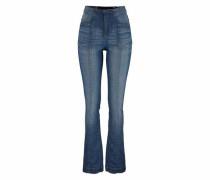 5-Pocket-Jeans dunkelblau