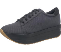 Plateau Sneaker 'Casey' anthrazit