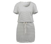 Jerseykleid mit Streifen 'Zoe' blau / mischfarben