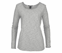 LA-Shirt hellgrau / schwarz