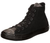 'Chuck Taylor All Star' High Sneaker Damen schwarz