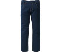 Thermojeans 'nitbent' Regular Fit blue denim