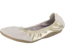Amalie Ballerinas gold