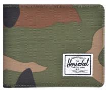 Wallets Hank+Coin Geldbörse 10 cm grün