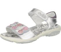 Kinder Sandalen silber