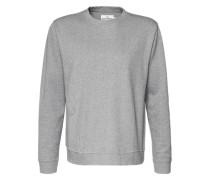 Sweatshirt 'Gilau' graumeliert