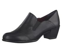 Klassische Slipper schwarz