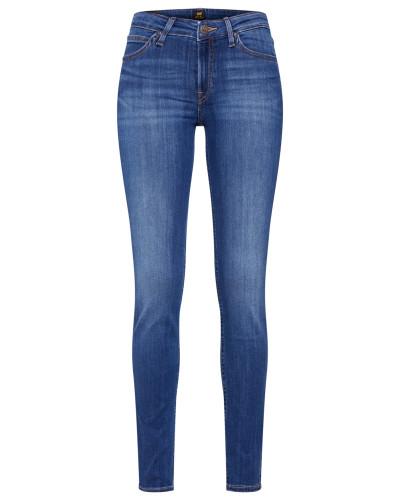 'Jodee' Skinny Jeans blue denim