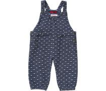 Baby Sweatlatzhose für Mädchen blau