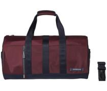 Aktenkoffer -tasche Herrentasche »TH Active Duffle« burgunder