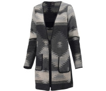 Jacke Damen grau / schwarz