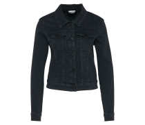 Denim Jacke 'Debra' black denim