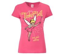 T-Shirt TinkerBell - Tinker Bell Pixie Dust pink