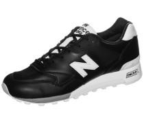 Sneaker 'm577-Fb-D' schwarz / weiß