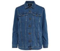 Oversize-Jeansjacke blue denim