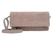 Ronja Clas Kuba 17 Clutch Tasche 29 cm beige