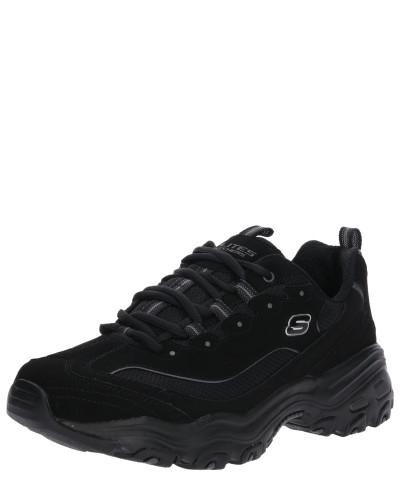 Sneaker 'd'lites' schwarz