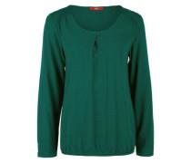 Fließendes Blusenshirt grün