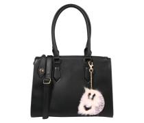 Handtasche 'Yeima' schwarz