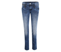 'Piper slim' Jeans dunkelblau