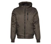 Bomber 'Ripstop jacket' grün
