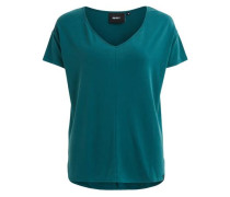Weiches T-Shirt 'objibia Top' petrol