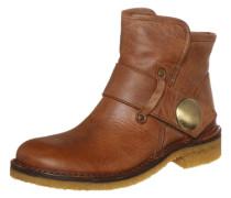 Ankleboots braun
