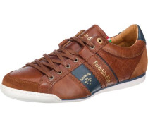 Savio Uomo Low Sneakers braun