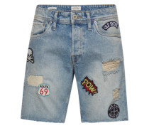 Jeansshorts 'rick JOS 158 Sts' blue denim